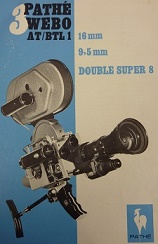 Pathe DS8 BTL Double Super8;(3) 15%