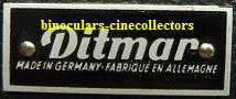 Ditmar 16mm Prod No 1006;15%