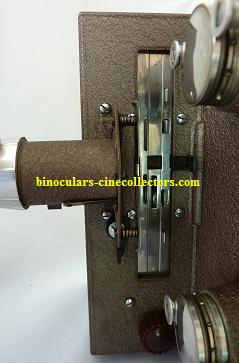 Pathe Baby53; 9,5mm No 070608; gate mech10%