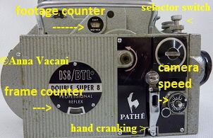 Pathe DS8 BTL Double Super8; features16%